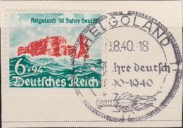 Deutsches Reich   .    Michel    .   750      .    O   .    Gebraucht .   /   .    Cancelled - Gebraucht
