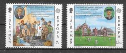 157/8 * *  Postfris Zonder Scharnier - Isle Of Man