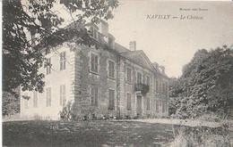 DPT 71 NAVILLY Le  Château  CPA TBE - France