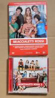 BRACCIALETTI ROSSI 2 ,  DVD 1^ Episodio E CD Canzoni   #  2014   # - Libri, Riviste, Fumetti