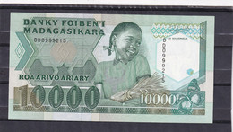 Madagaskar 10000 10.000  UNC - Madagascar