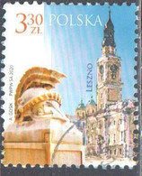 Poland 2020 Cities - Leszno - Mi.5181 - Used - Gebruikt