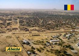 Chad Abeche Aerial View New Postcard Tschad AK - Chad