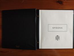 COLLEZIONE SPAGNA 1975-1976-1977-1978-1979 ALBUM MARINI-ABAFIL - Collections