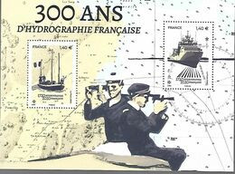 France 2020 - Yv N° F5398 ** - L'hydrographie Française (timbres 5398 & 5399) - Ongebruikt