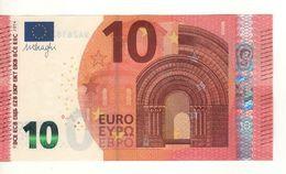 "10 EURO  ""Germany ""  DRAGHI    W 002 E3       WA2618298856  /  FDS - UNC - EURO"