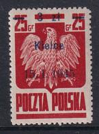 POLAND 1945 Kalisz Fi 353 Mint Never Hinged - Nuovi