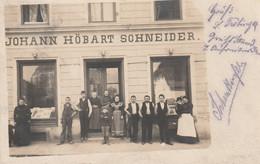 Autriche Johan Hobart Schneider Carte Photo - Other