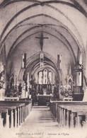 N  NEUILLY LA FORET                            Interieur De L Eglise - Other Municipalities