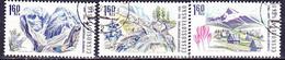 Tschechoslowakei CSSR - 20. Jahre Tatra-Nationalpark (MiNr: 1892/7) 1969 - Gest Used Obl - Usati