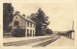 61 - Orne - TOUROUVRE - La Gare - - Otros Municipios