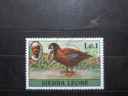 VEND BEAU TIMBRE DE SIERRA-LEONE N° 496 , XX !!! (a) - Sierra Leone (1961-...)