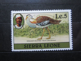 VEND BEAU TIMBRE DE SIERRA-LEONE N° 498 , XX !!! (b) - Sierra Leone (1961-...)