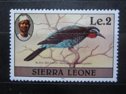 VEND BEAU TIMBRE DE SIERRA-LEONE N° 497 , XX !!! - Sierra Leone (1961-...)
