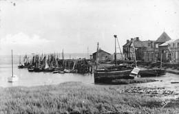 CPSM - 80 - Le Crotoy - Le Port De Pêche - Le Crotoy