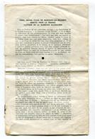 Document De 8 Pages : Bussieres Lès Belmont  3 Filles Cornubert, Bailly Et Morey   VOIR DESCRIPTIF  §§§ - Documenti Storici