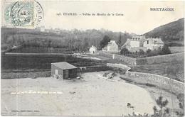 ETABLES : VALLEE DU MOULIN DE LA GREVE - Etables-sur-Mer