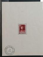 Belgique 1931 Bloc N. 3 Le Caporal Gomme D'origine Sans Charnières Cote 775.00 Euros - Blocks & Sheetlets 1924-1960