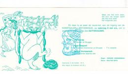 FVI - Programma Aankondiging 2e Kattekolder Kunstgalerij Brittannique Ieper / Met O.a. Rijzende Ster Gerard Vermeersch - Anuncios