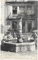 BELFORT : ANCIENNE FONTAINE - Belfort - City