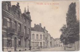 Vilvoorde - Harmoniestraat (V.G.) (gelopen Kaart Van Voor 1900 Met Zegel) - Vilvoorde