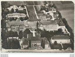 AK  München Krankenanstalt Des Dritten Ordens Nymphenburg Luftaufnahme 1959 - Muenchen