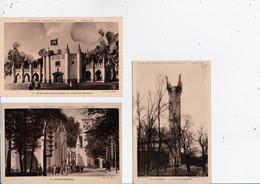 PARIS  - EXPOSITION  COLONIALE  INTERNATIONALE  DE  1931  -- LOT  DE  17  CPA - Toutes Scanées -( 20 / 10 / 123 ) - 5 - 99 Postcards