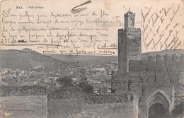 13741  6-1244   MAROC  FEZ BAB GHISSA - Fez
