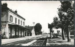 Saint-Jean-de-Losne - La Gare - N° 1 - CIM - Voir 2 Scans - Autres Communes