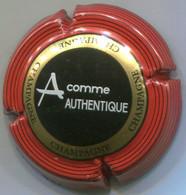 CAPSULE-928b-CHAMPAGNE Série Des 9 Lettres De CHAMPAGNE A- Authentique - Altri