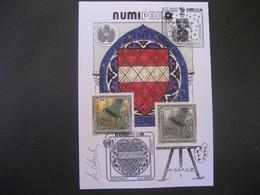 Österreich 1999- Volksbrauchtum Mi.Nr. 2299 Und Schwarzdruck - 1991-00 Cartas