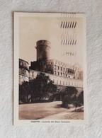 Cartolina Illustrata Trento - Castello Del Buon Consiglio, Viaggiata Per Molinella 1923 - Trento
