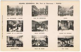 Paris III / Cours Doisneau , Rue De Saintonge - Education, Schools And Universities
