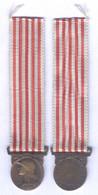 Médaille Commémorative Guerre De 1914 - 1918 ( Miniature ) - Francia
