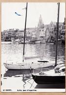 X44102  LE CROISIC Loire-Atlantique Voiliers Quai AIGUILLON 21.07.1965 - SEPTFONTS Causse De La Selle Hérault - Le Croisic