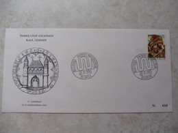 Belgique Belgie  Brief / Lettre / Document  Gestempelt / Oblitéré Dilbeek  ( Leuven ) - ( Louvain ) - Belgium