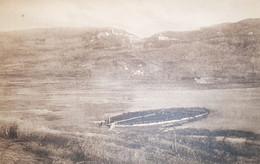 Cartolina - La Seconda Nave Romana Tratta A Secco Dai Lago Di Nemi - 1920 Ca. - Unclassified
