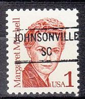 USA Precancel Vorausentwertung Preo, Locals South Carolina, Johnsonville 841 - Prematasellado