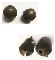 Lot 2 Grelots Bétail 1900 - Bells