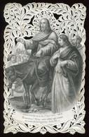 A VOIR ! CANIVET COULEUR XIXème EDITEUR BOUASSE LEBEL THEMES RELIGIONS GRAVURES CHROMOS IMAGES - Andachtsbilder