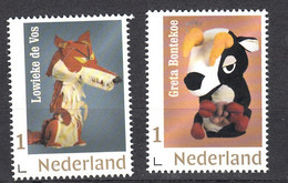 Nederland 2020 Nvph Nr ??. Mi Nr ?? :'Fabeltjeskrant Met Lowieke De Vos + Greta Bontekoe - Nuovi