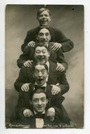 ARTISTE 1514 Quintet RENAISSANCE  Hommes Chanteurs   As Tu Vu L'Eclipse ! - Entertainers