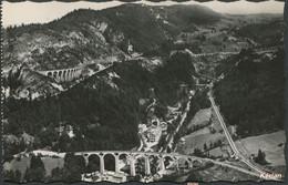 La Franche-Comté Pittoresque - Morez - Les Quatre Viaducs - N° 3004 - Edit. Photo E. Protet - Voir 2 Scans - Morez
