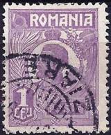 Romania 1920 - Mi 272 - YT 283 ( King Ferdinand 1er ) - 1918-1948 Ferdinand, Charles II & Michael