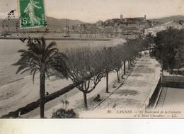 Cannes........bd. De La Croisette - Cannes