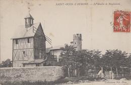 Saint-Ouen-l'Aumône 95 - Moulin De Maubuisson - Saint-Ouen-l'Aumône