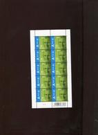 Belgie Feuillet De 10 PRIOR WORLD 4371 MNH RR Monarchie Filip Philip Plaatnummer 1 - Hojas