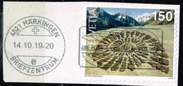 Schweiz 2019,Michel# 2611 O  Art And Nature: Stone Spiral, Uri - Gebraucht