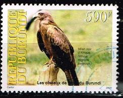 Burundi 2009,Michel# 1922 O Yellow-billed Kite (Milvus Migrans Aegyptius) - Eagles & Birds Of Prey