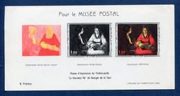 ⭐ France - Epreuve - Gravure - Musée Postal - 1966 ⭐ - Luxusentwürfe